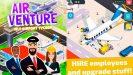 Air Venture Idle Airport Tycoon se lanza como acceso anticipado en Google Play