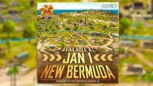 Mapa New Bermuda en Free Fire