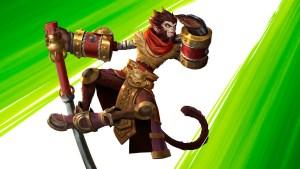 Wukong en League of Legends: Wild Rift