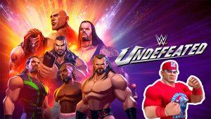 John Cena en WWE Undefeated
