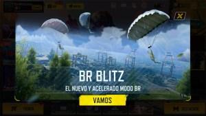 Modo de juego Battle Royale: Blitz de Call of Duty Mobile