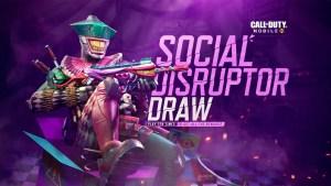 Ruleta Disruptor Social de Call of Duty Mobile