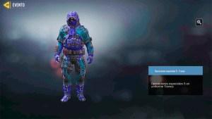 Operador Operaciones especiales 5 Trance en Call of Duty Mobile