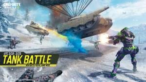 Batalla de tanques BR en Call of Duty Mobile