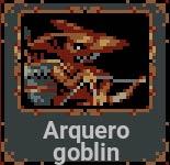 Arquero goblin en Loop Hero