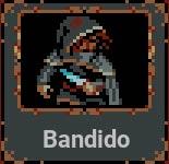 Bandido en Loop Hero