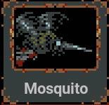 Mosquito en Loop Hero