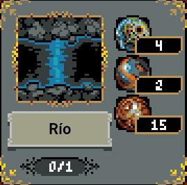 Río en Loop Hero