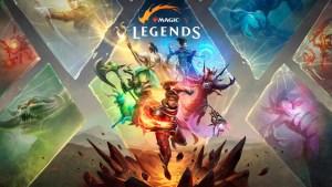 magic legends portada