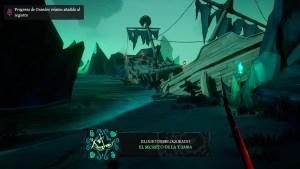 Secreto de la tumba en Sea of Thieves