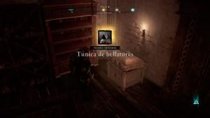 Túnica de bellatores en Assassin's Creed Valhalla