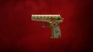 Pistola unica Autocrata en Far Cry 6