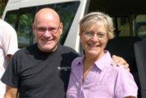 Abby's parents, Jim and Ada Loscheider