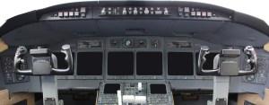 Banyan Avionics corporate jet cockpit