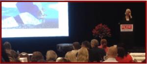 Parlant des Engagements - rose_clhia Conférence - Maria