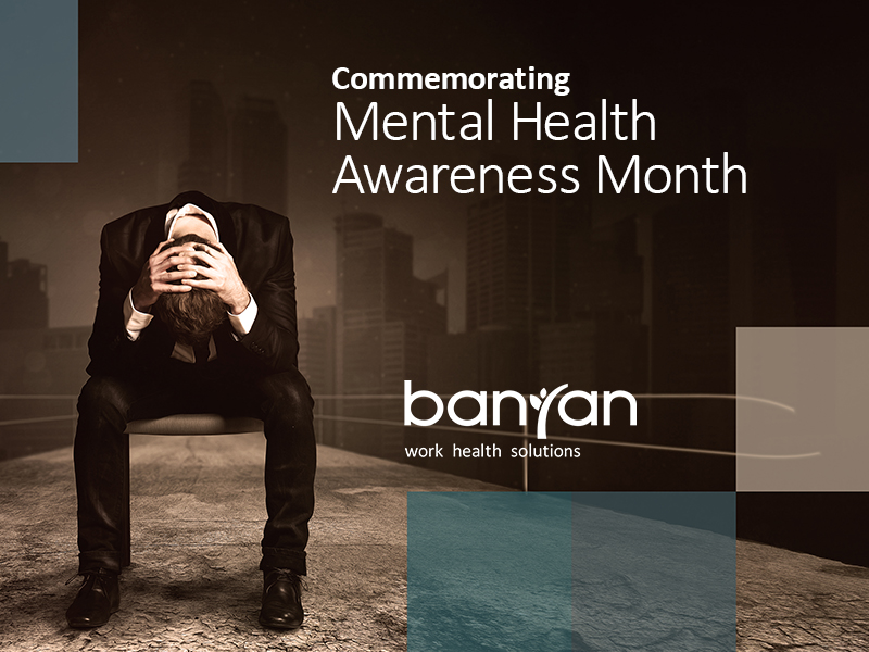 Commemorating Mental Health Awareness Month