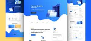 jasa pembuatan website hosting services