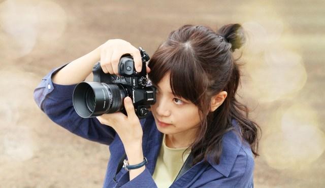 映画『おもいで写眞』の深川麻衣さん