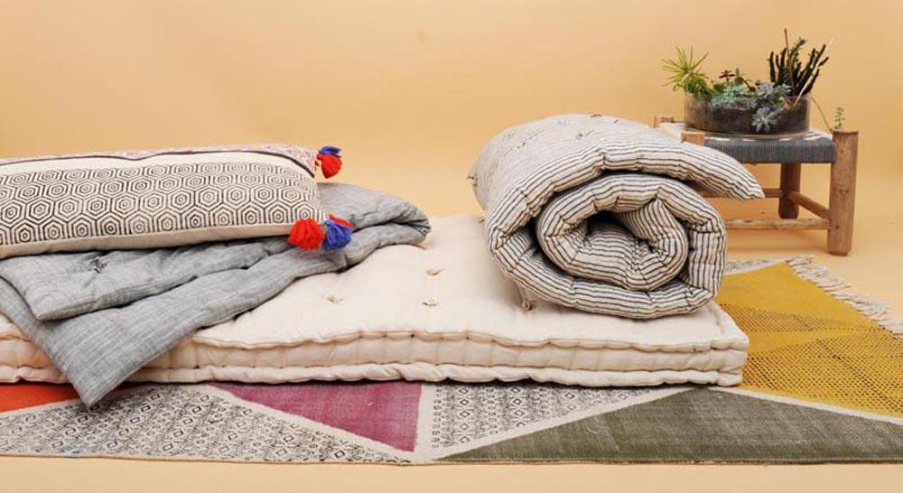acheter les matelas et futons maison textile baobab eshop sur baobab home es