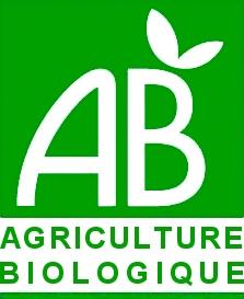 le logo AB : Agriculture Biologique