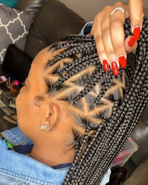 the 25 trendy box braids hairstyles to
