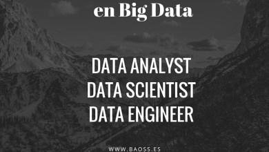 carreras en big data