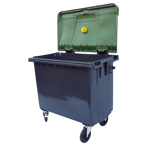 Sensorized Wastes: Contenedores inteligentes