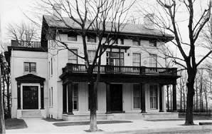 Main Library at 11 Market Street 1925-1967