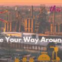 Imagine your way around town graphic