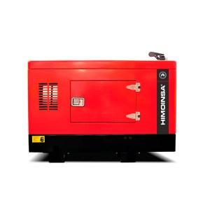 Generador marca Himoinsa modelo: HYW-25-T6 BAP Maquinaria