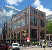 1 Colmore Row, venue for Midland MBTI group