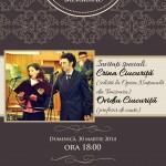 Seară de laudă și închinare cu Ovidiu și Crina Ciucuriță la Biserica Harul Timișoara