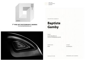 Photographe Grenoble Fineartphotoawards professional architecture PROFESSIONAL FINE ART PHOTOGRAPHER OF THE YEAR
