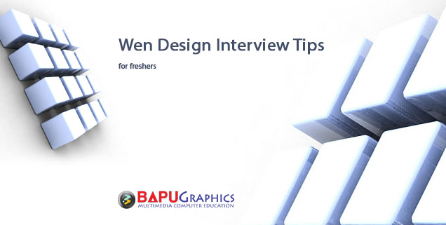 web design interview tips