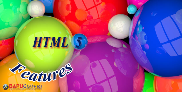 HTML5 Features