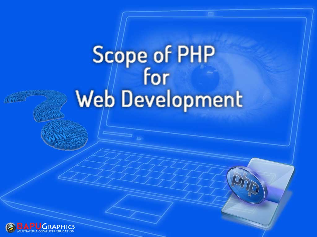 Scope of PHP for web development