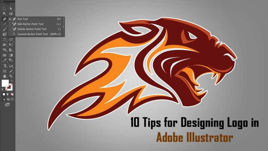 10 Tips for Designing Logo in Adobe Illustrator