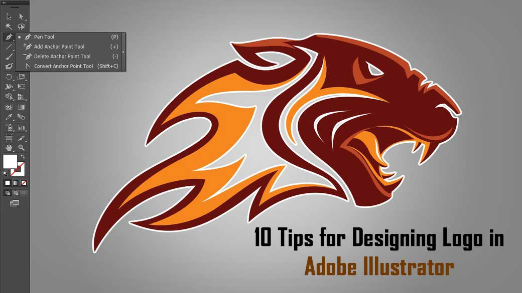 10 Tips for Designing Logo in Adobe Illustrator