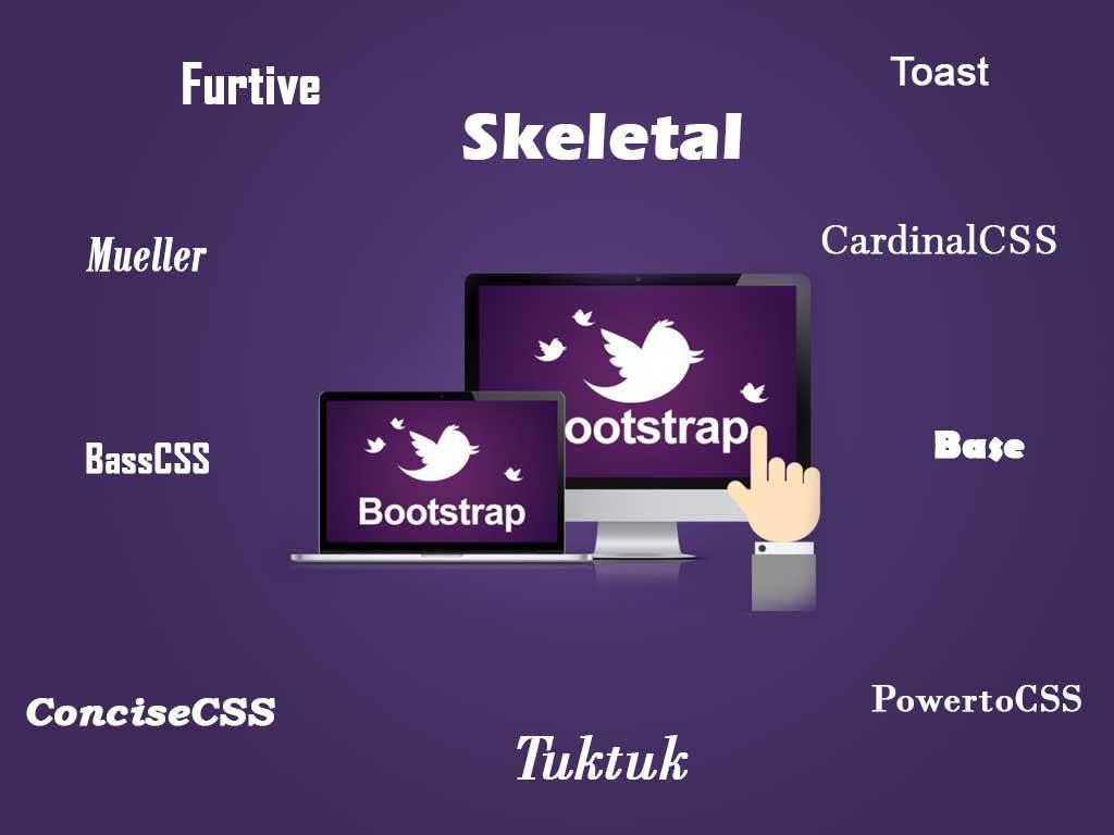 Top 10 Lightweight Bootstrap Alternatives