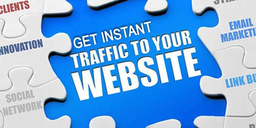 Ways to Get Instant Traffic to your Website