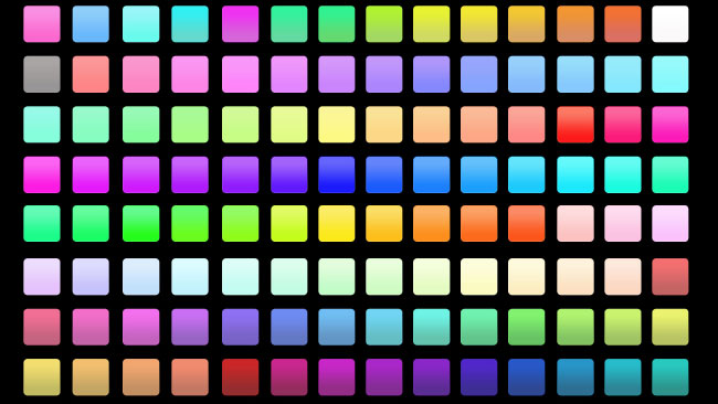 Download Adobe Photoshop Gradients