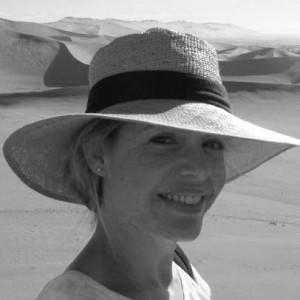 Claire, pilier du Bar à Voyages