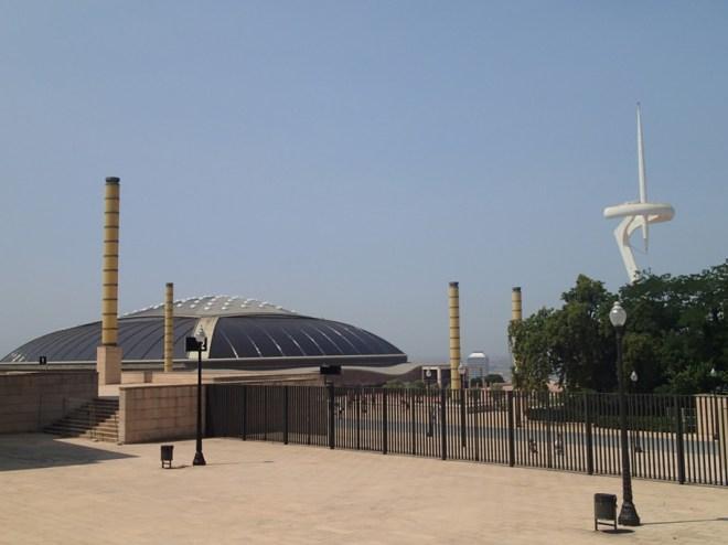 La Cité Olympique à Barcelone