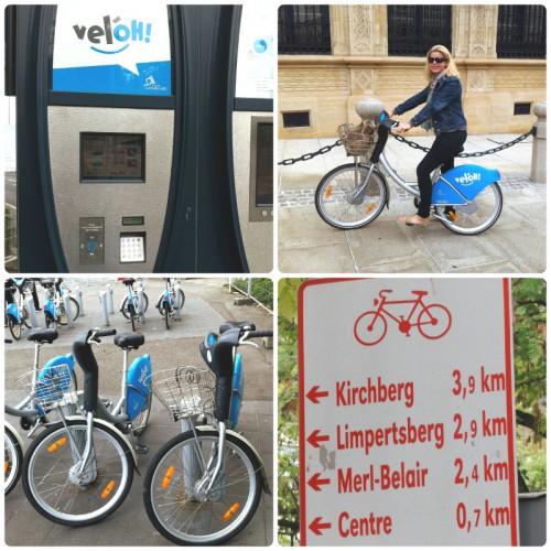 Le vélo, l'un des meilleurs bons plans à Luxembourg ville