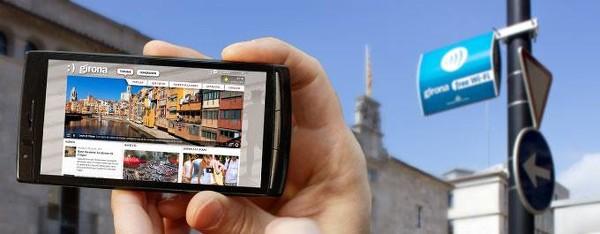 Wifi gratuit à Gérone - blog Bar à Voyages