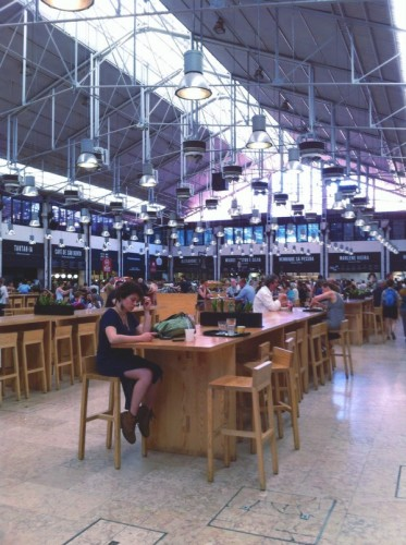 Marche? Ribeiro Lisbonne - blog Bar a? Voyages
