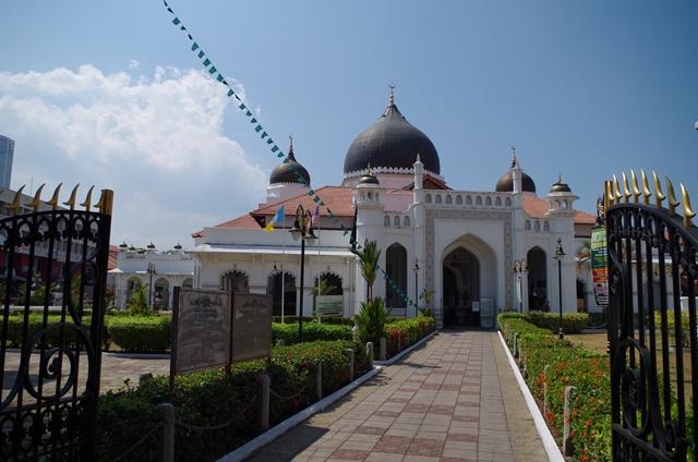 Mosquée Jalan Masjid Kapitan Keling