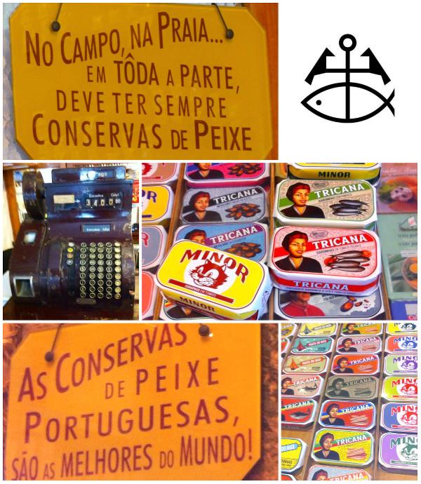 Conserverie de Lisbonne - blog Bar a? Voyages