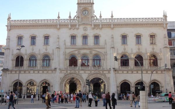 Gare Rossio Lisbonne - blog Bar a? Voyages