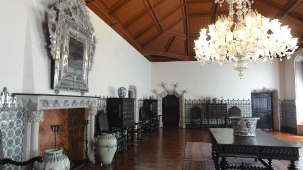 Palacio Nacional Sintra/Lisbonne - blog Bar a? Voyages